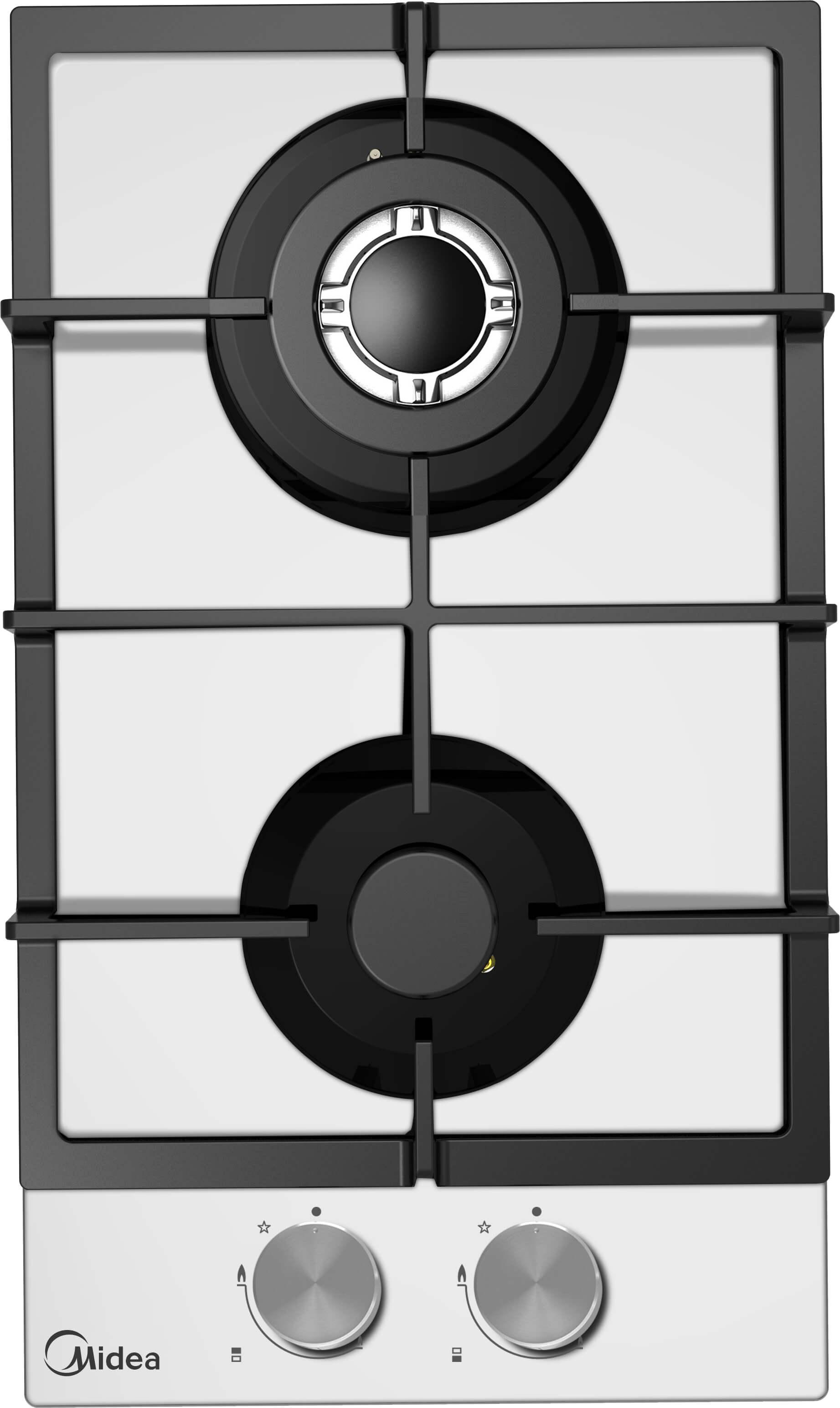 Газовая варочная панель MIDEA MG3260TGW фото