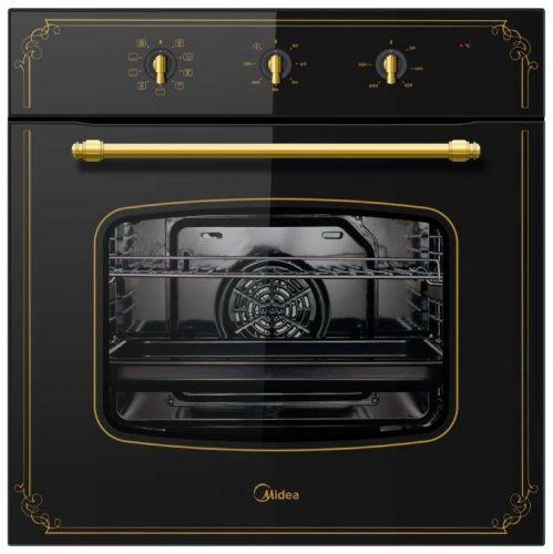 Встраиваемый духовой шкаф Midea 65DME40007 фото