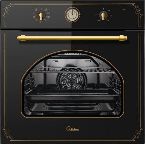 Встраиваемый духовой шкаф Midea 65DME40017 фото