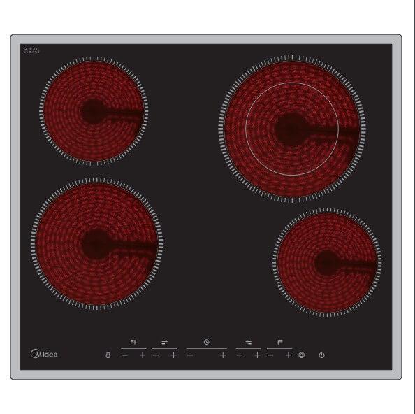 Стеклокерамическая варочная поверхность Hi-Light - MCH64430X фото