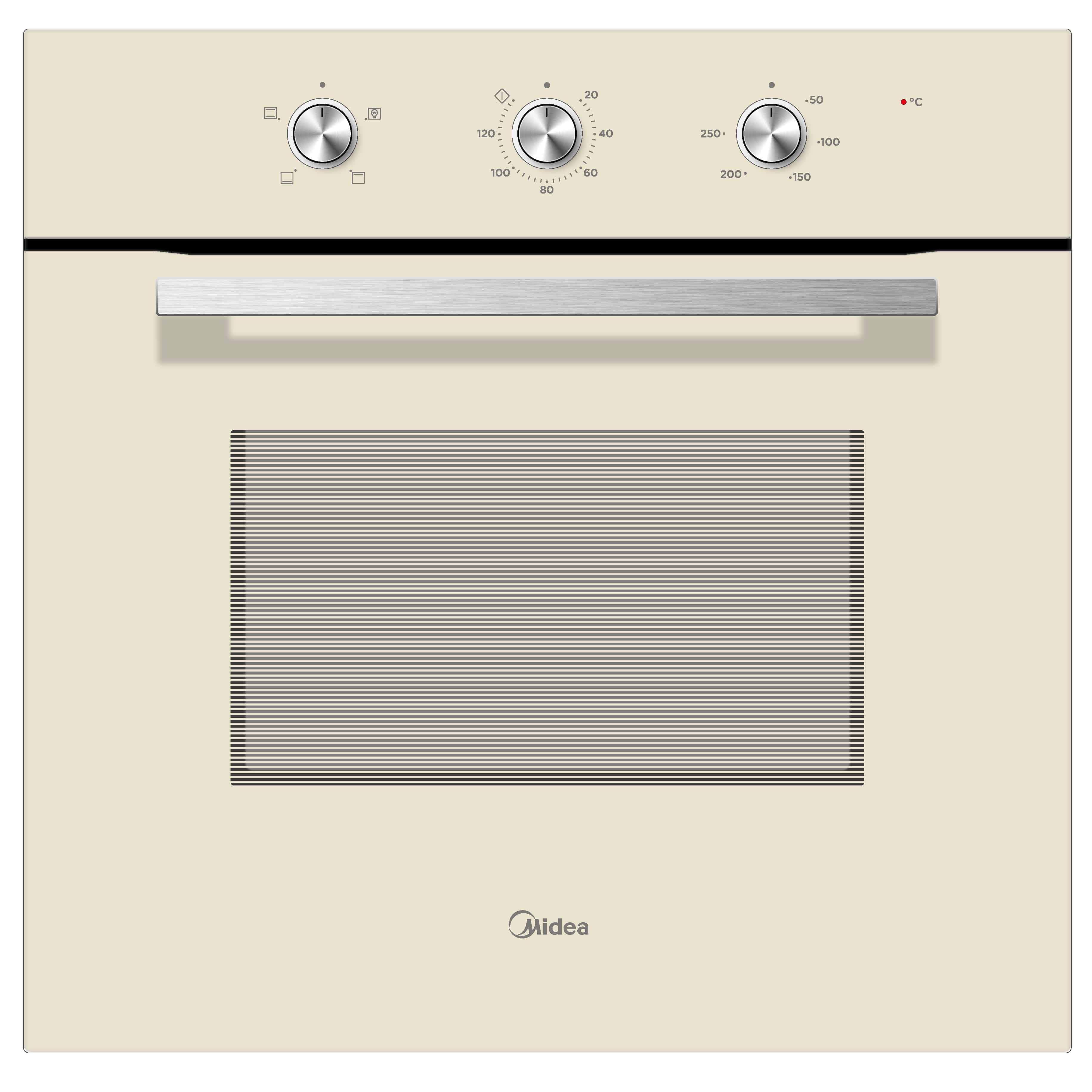 Встраиваемый электрический духовой шкаф   MO23001GI