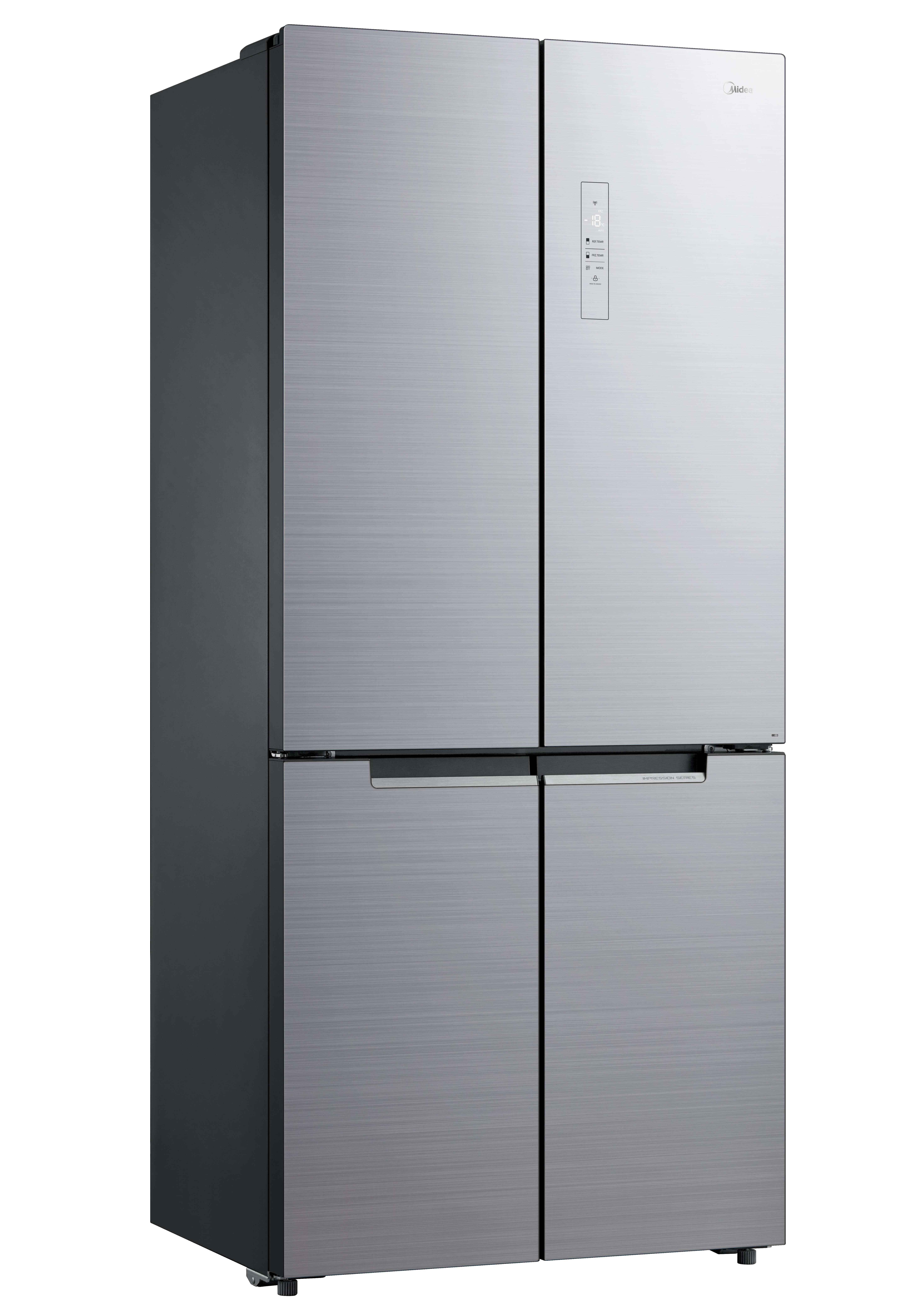 Холодильник Midea MRC519SFNGX фото