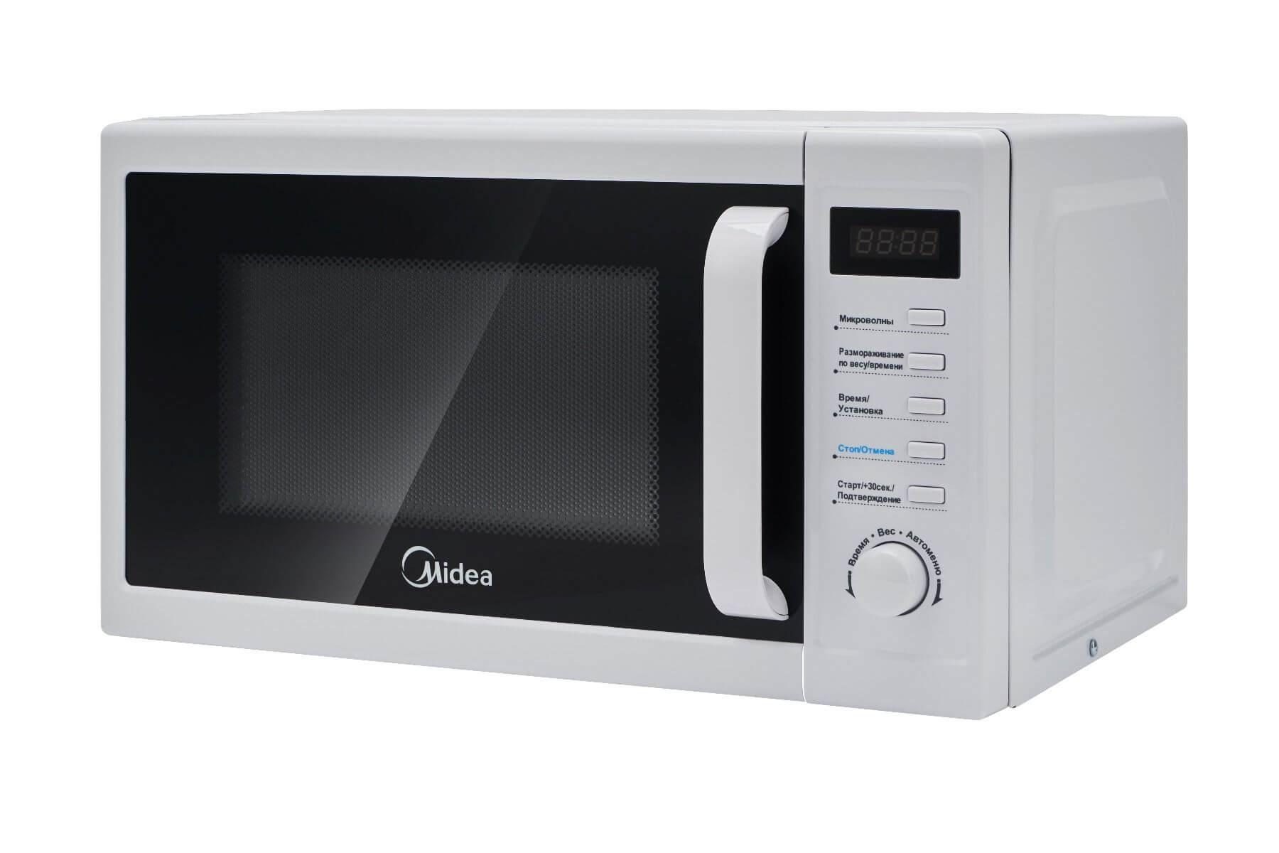 Микроволновая печь Midea AM820CUK-W фото