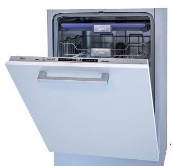 Посудомоечная машина Midea MID45S700 фото