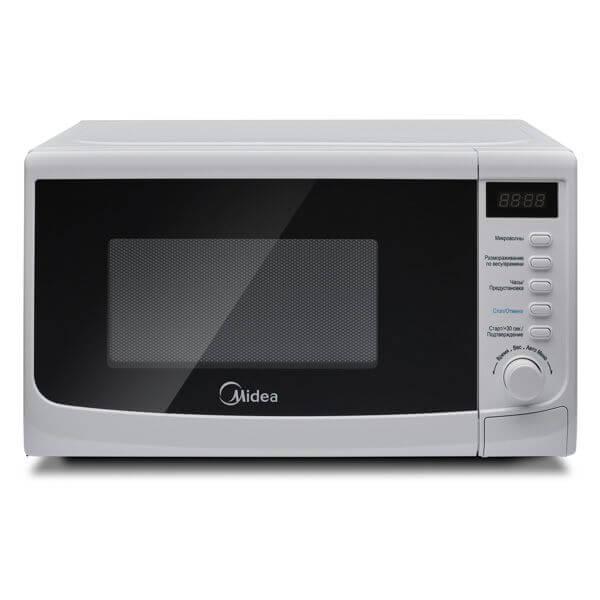 Микроволновая печь соло Midea AM820CWW-W фото