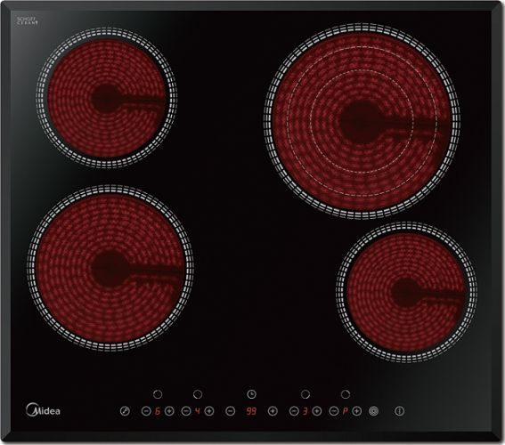 Варочная панель электрическая MIDEA MC-HF655 фото