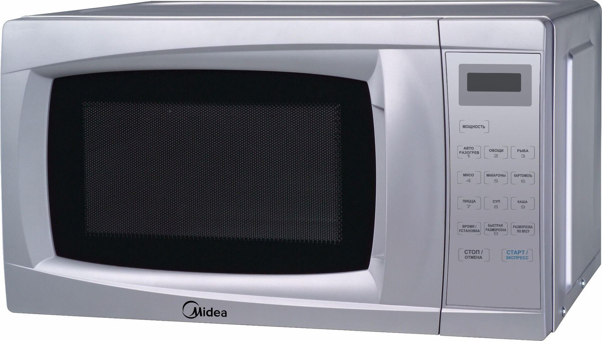 Микроволновая печь Midea EM720CKL-S фото