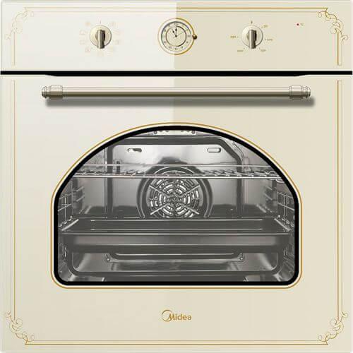Встраиваемый духовой шкаф Midea EMR902GB-IV фото
