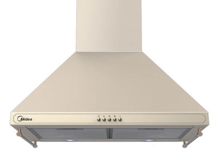 Кухонная вытяжка Midea E60MEW0V01 фото