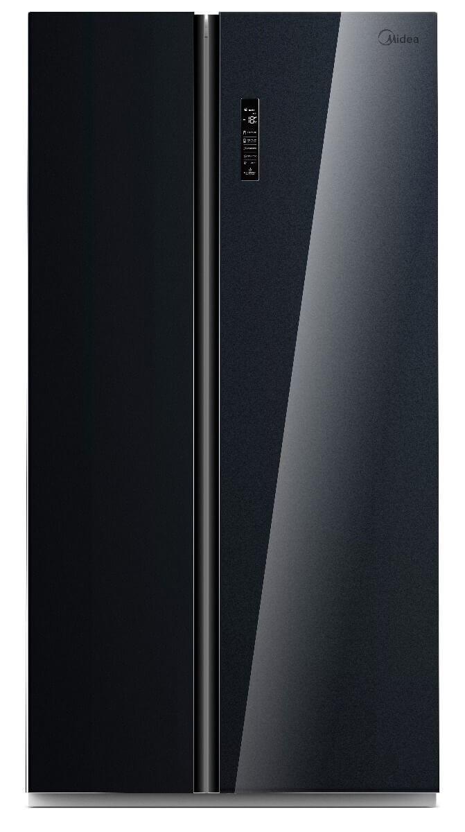 Холодильник Midea MRS518SNGBL фото