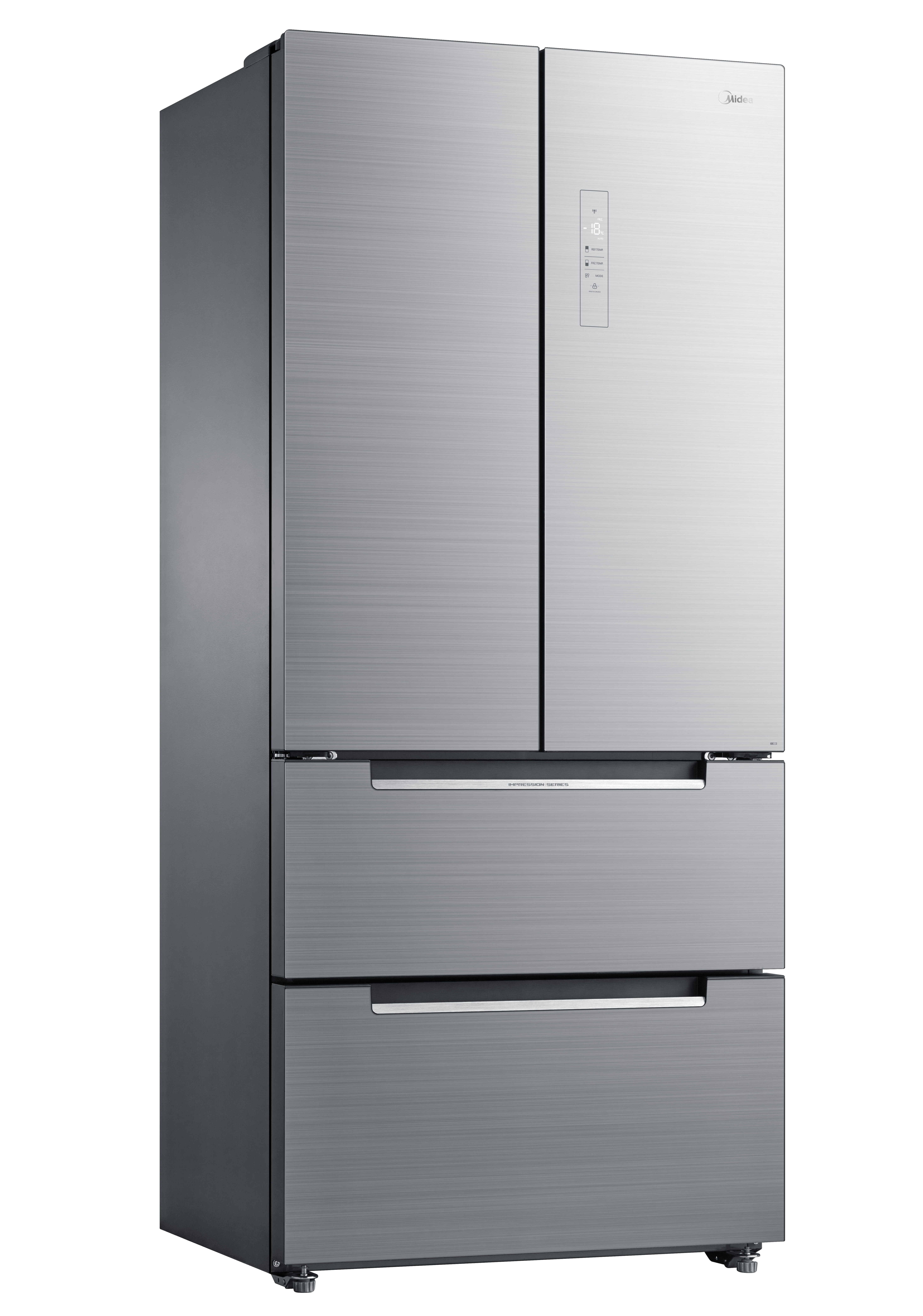 Холодильник Midea MRF519SFNGX фото