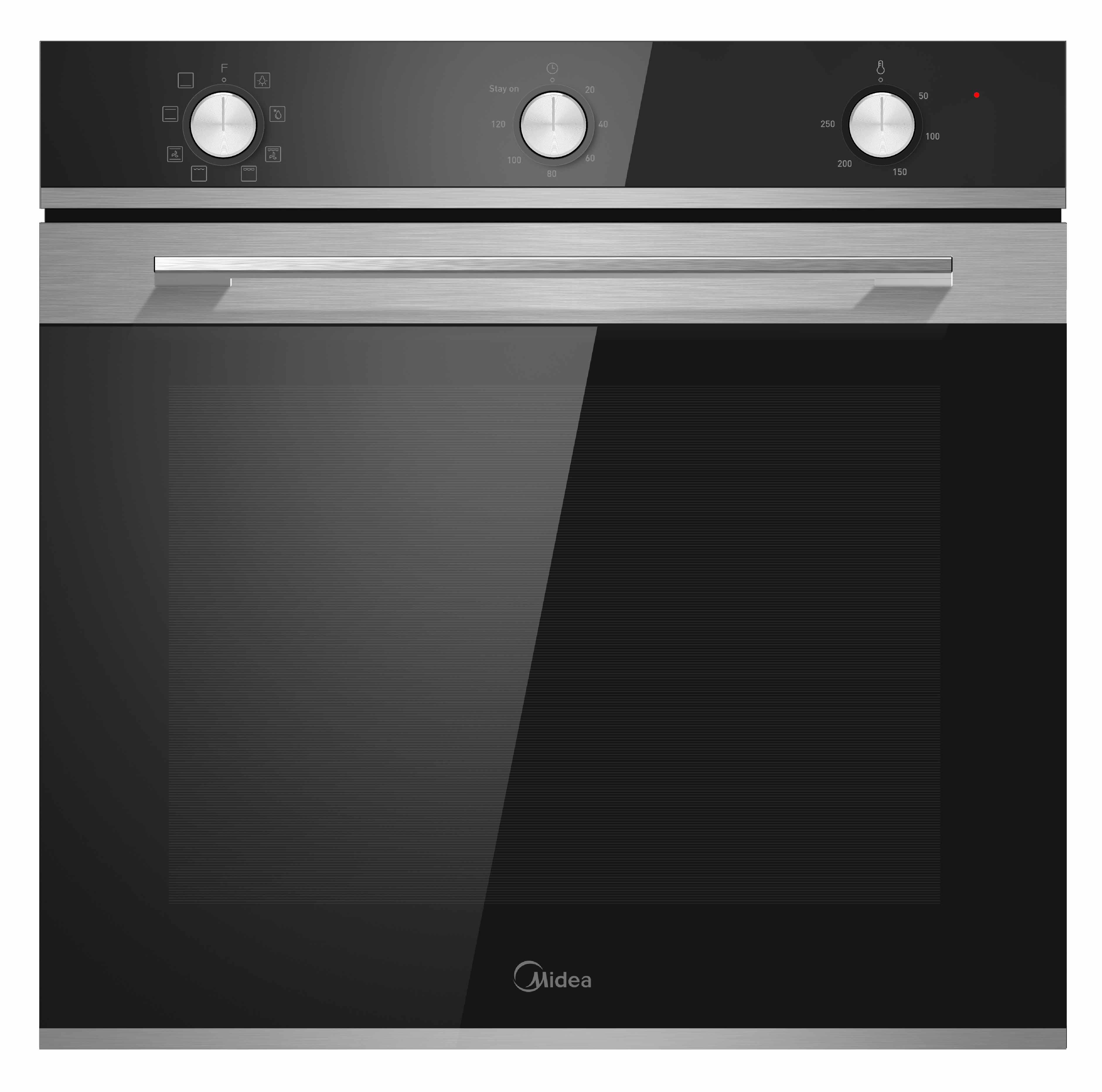 Встраиваемый электрический духовой шкаф   MO37000CGB