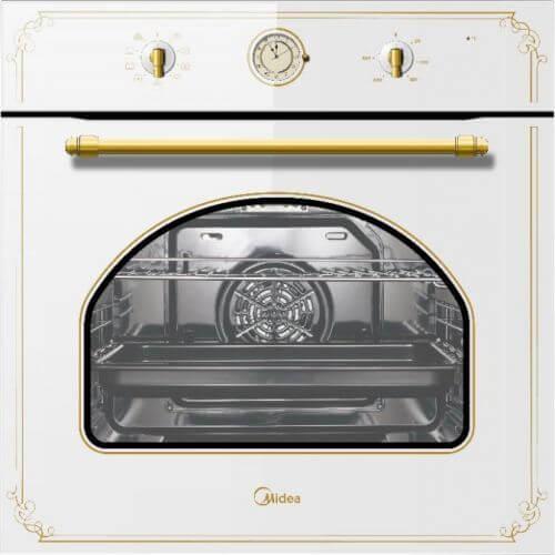 Встраиваемый духовой шкаф Midea 65DME40011 фото