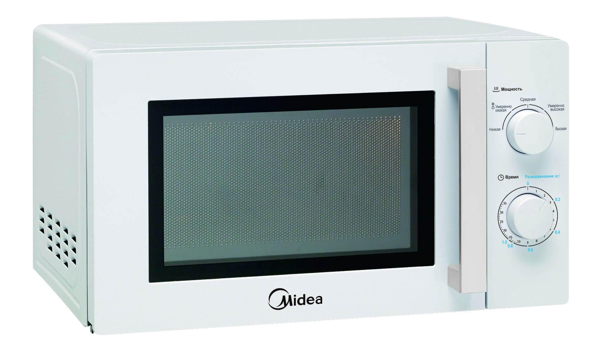 Микроволновая печь Midea MM720CY6-W фото