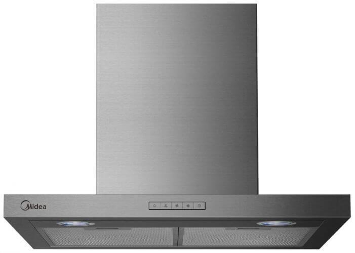 Кухонная вытяжка Midea E60AEW3E02 фото