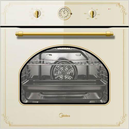 Встраиваемый духовой шкаф Midea 65DME40002 фото
