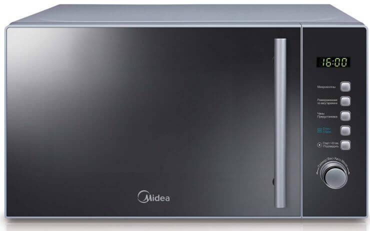 Микроволновая печь соло Midea AM820CMF фото