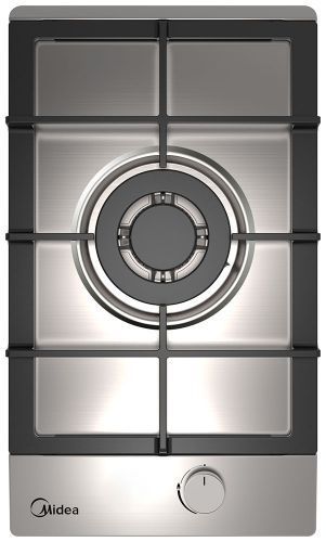 Газовая варочная поверхность Midea Q301SFD-SS фото