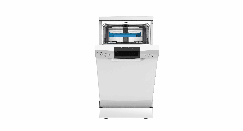 Посудомоечная машина Midea MFD45S130W фото