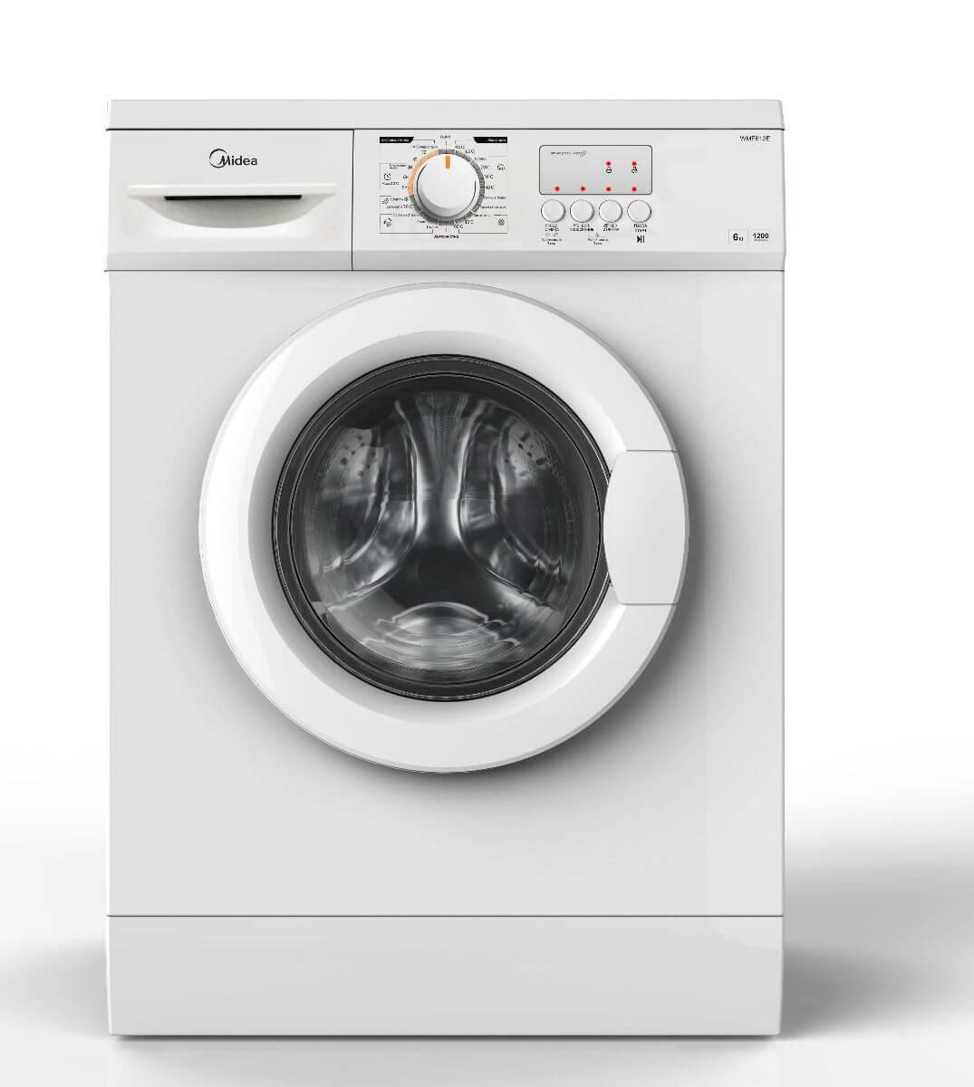 Отдельностоящая стиральная машина WMF612E фото