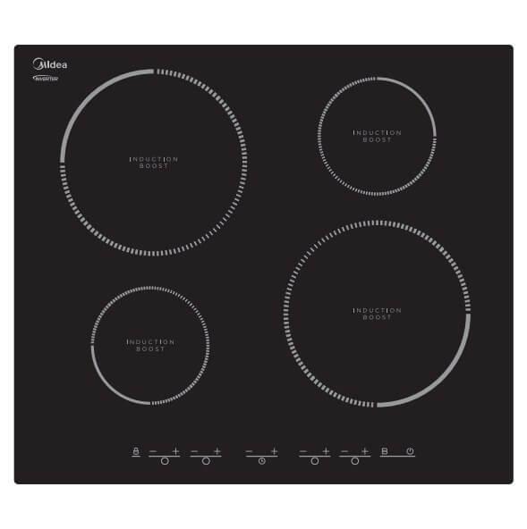 Индукционная варочная панель Midea MIH64140 фото