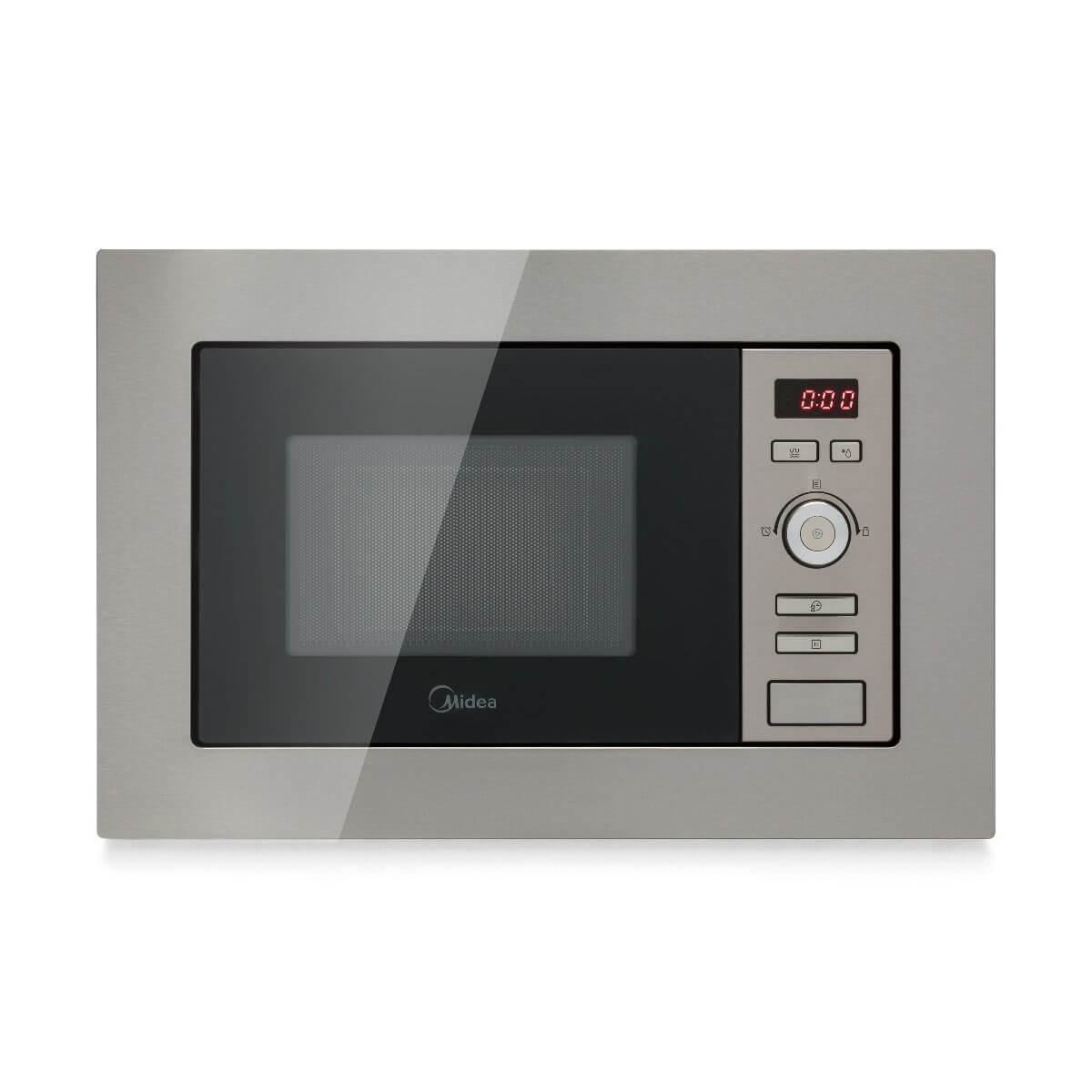 Встраиваемая микроволновая печь AG820BJU-SS фото