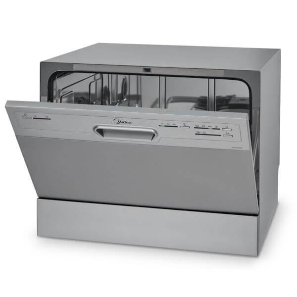 Компактная посудомоечная машина Midea MCFD55200S фото