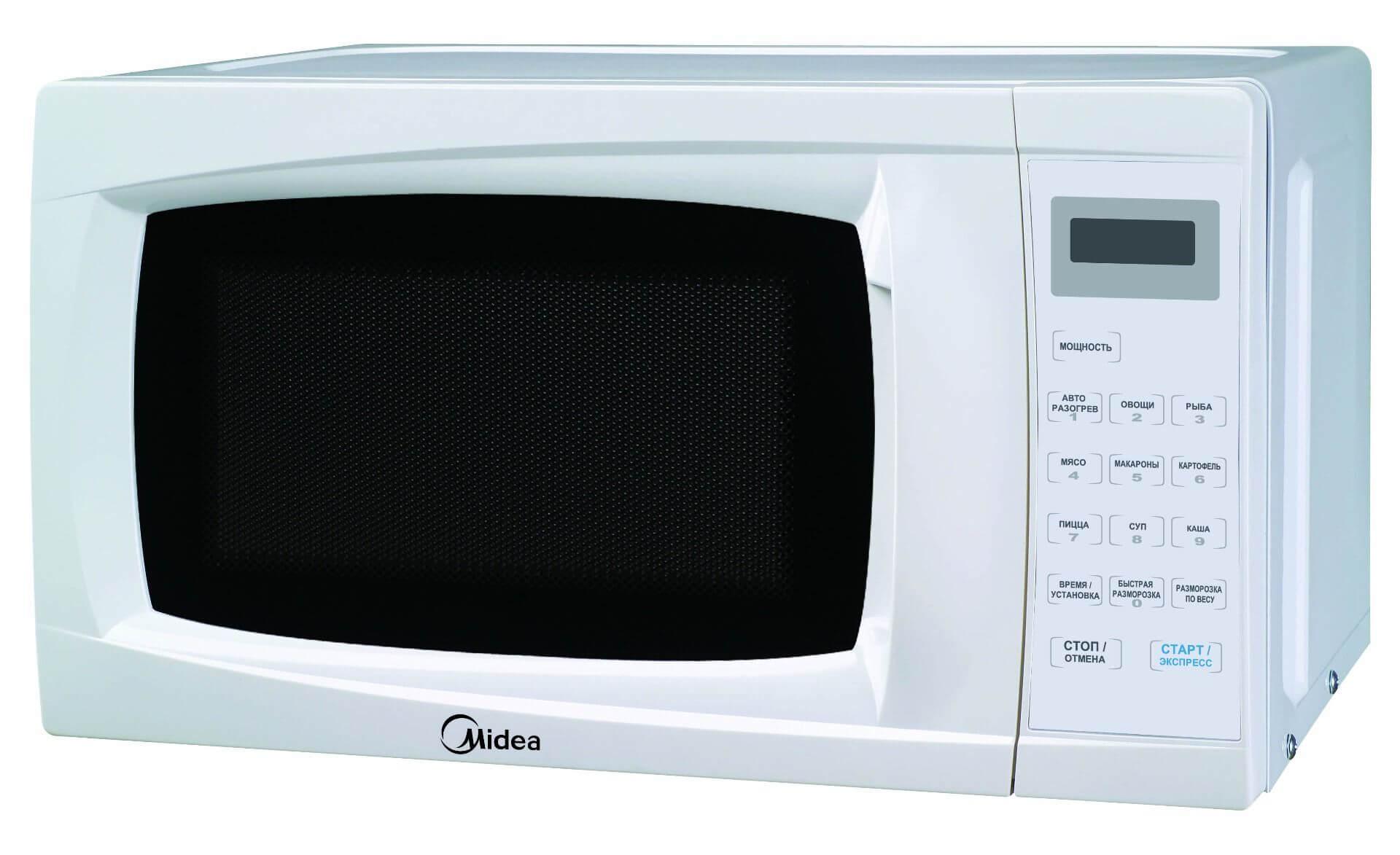 Микроволновая печь Midea EM720CKL-W фото